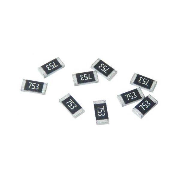100 Stk. SMD-Widerstand / 180 Ohm / 0,1 Watt / 5% / 0603