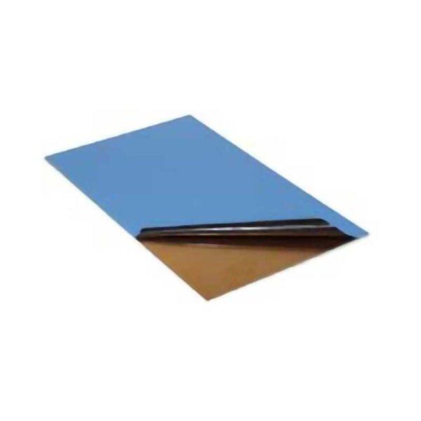 Fotoplatine Hartpapier / einseitig / 100x160mm / 1,5mm / 35µm