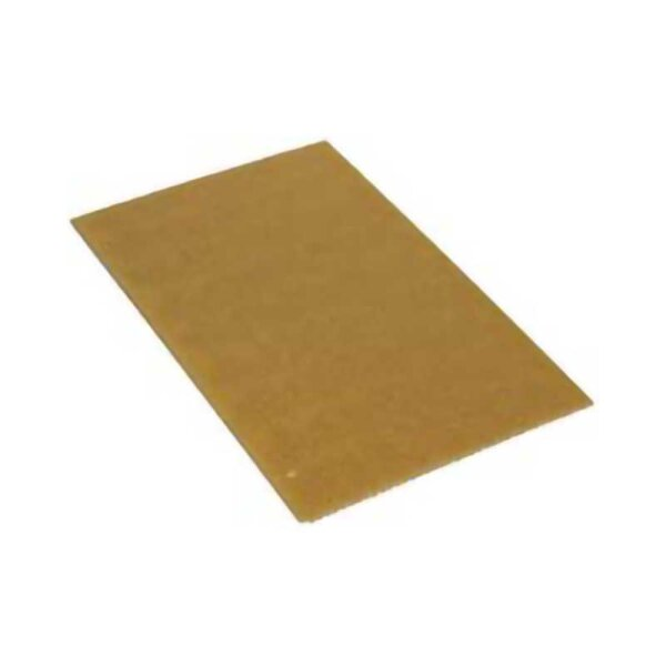 Lochrasterplatiner ohne Kupfer / Hartpapier / 100x160 mm