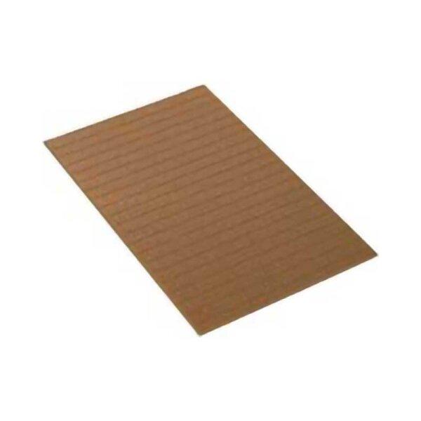 Punkt-Streifenrasterplatiner / Hartpapier / 50x100 mm