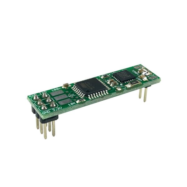RIBU Elektronik PT100/PT1000 Messmodul mit I2C-Bus