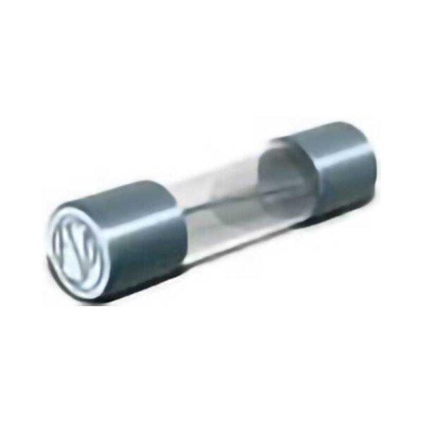Feinsicherung 5x20mm / 6,30 A / träge