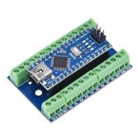 Schraubklemmen Adapter für Arduino Nano Boards