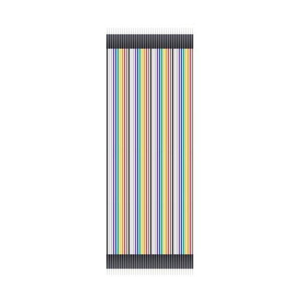 Breadboard Kabel 20cm männlich zu männlich