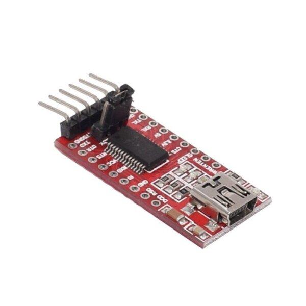 USB auf Seriall Adapter-Modul FTDI FT232RL