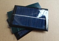 Solarzelle / 6V / 100mA