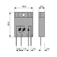 Elektronisches Lastrelais S 201 S 05 V