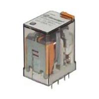 Finder-Industrierelais Serie 55.34, 4x UM, 250V/5A, 24VDC