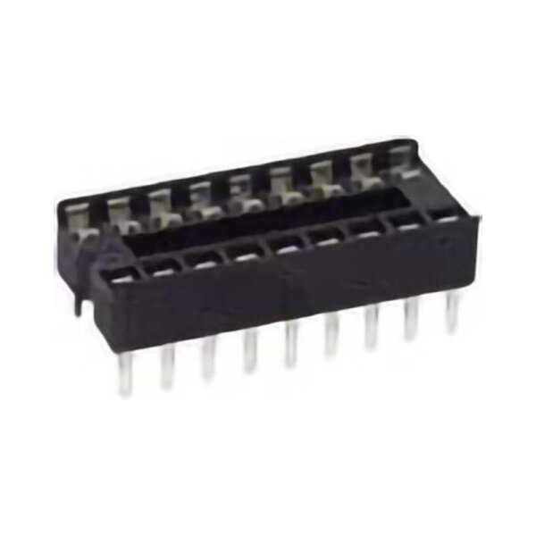 IC-Sockel / 6 polig