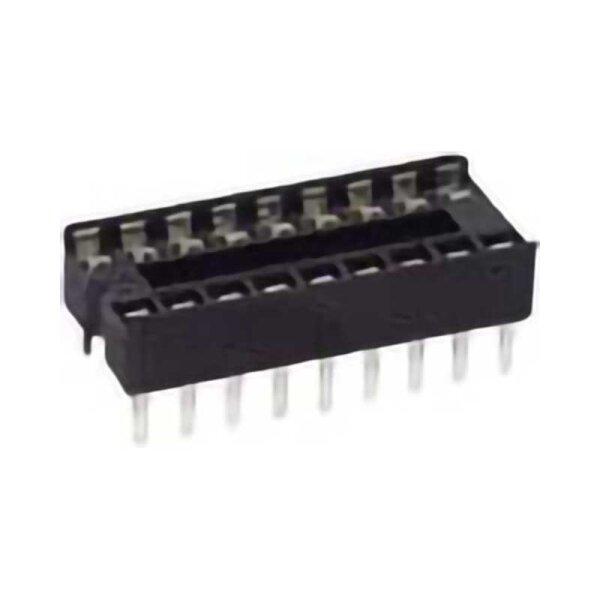 IC-Sockel / 18 polig