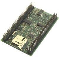 ATmega 2560 Entwicklerboad Unterseite mit SD Slot