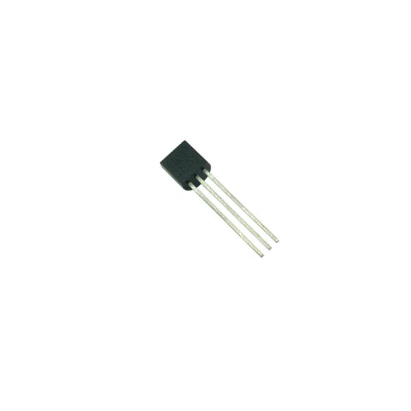 DS18B20 Digital Temperatursensor, 1-Wire, +/-0.5°C, TO-92