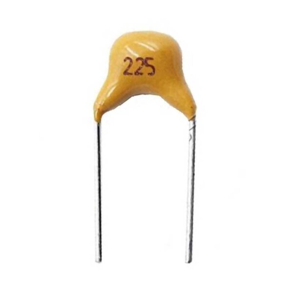 Vielschicht-Kondensator / 100 nF / 50 V / RM 5 mm